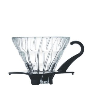 Glass Coffee Dripper V60 01