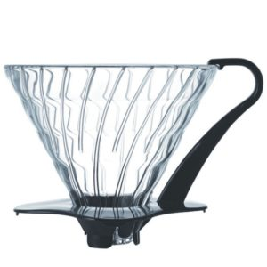 Glass Coffee Dripper V60 03