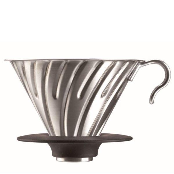 Hario V60 metal dripper stainless steel